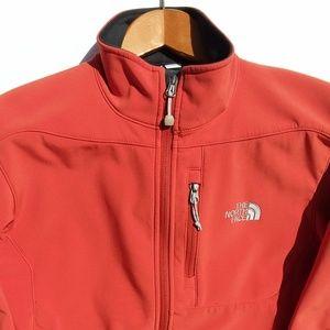 The North Face Apex Jacket Orange Medium